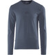 E9 Scar Longsleeve Shirt Men blue